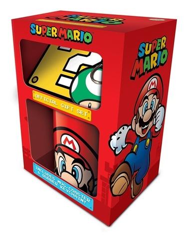 Подарочный набор Марио
