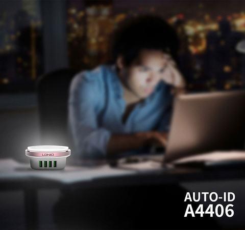 Зарядное устройство + лампа LDNIO A4406