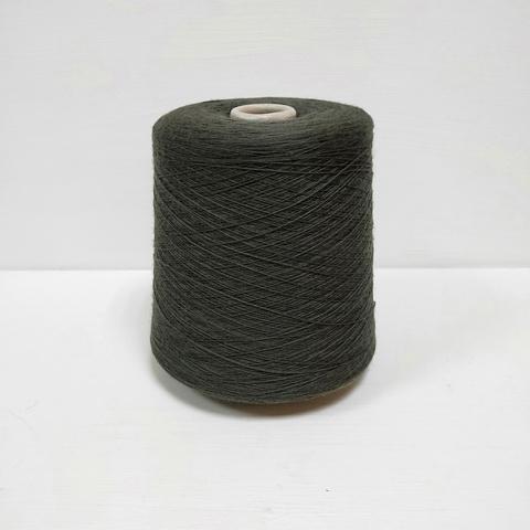 Biella Yarn by Sudwolle, Victoria, Меринос 100%, Темно-зеленый, 2/30, 1500 м в 100 г