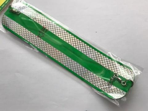 4991 004 207 Флешер Silver Hord F4 Piscator Green silver Mylar