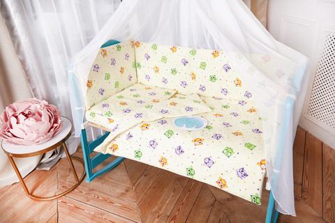 Комплект постельного белья Eco Soft Ванильный