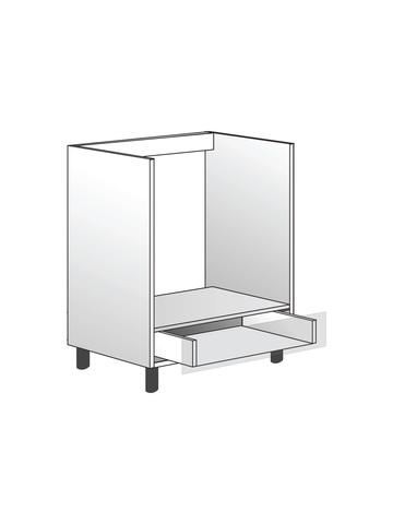Напольный шкаф для духовки, 720х600 мм