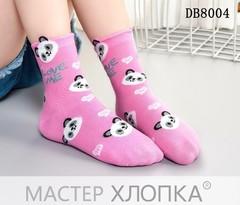 Носки для девочек (10 пар) арт. DВ8004 (р. 10-12 )
