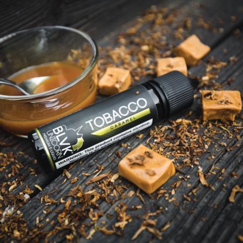 BLVK Tobacco - Caramel Original (60ml)