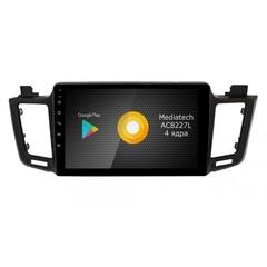 Штатная магнитола на Android 8.1 для Toyota RAV4 Roximo S10 RS-1110