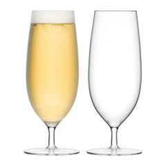 Набор из 2 бокалов для пилзнера , 450 мл