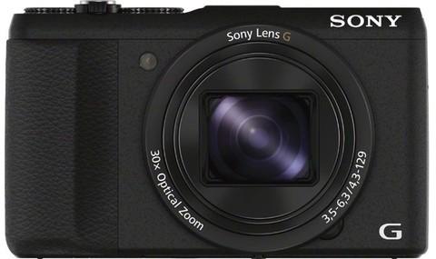 DSC-HX60B фотоаппарат Sony купить в Sony Centre Воронеж