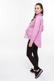 Рубашка для беременных 08922 розовый