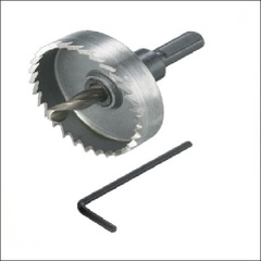 Коронка по металлу HSS СТК-063 (D=20-38мм)