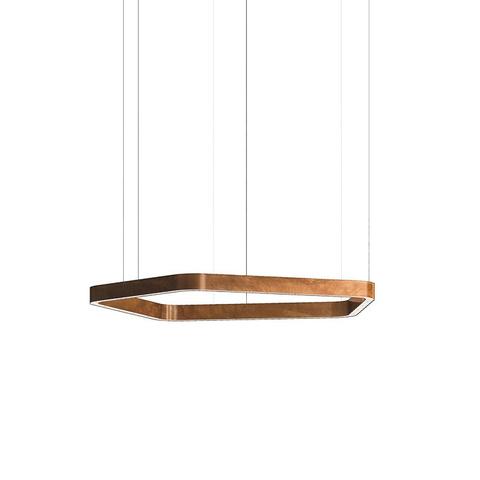 Подвесной светильник копия Light Ring Horizontal Polygonal by HENGE D80