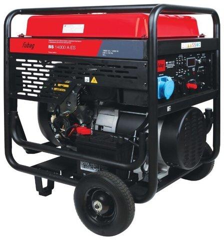 Кожух для бензинового генератора Fubag BS 14000 A ES с АВР (12000 Вт)