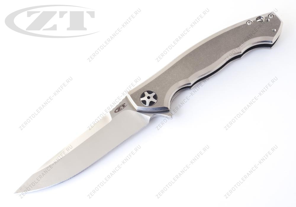 Нож Zero Tolerance 0452Ti Sinkevich