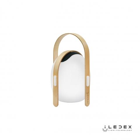 Настольная лампа iLedex Giggle OVS0990-CH WH