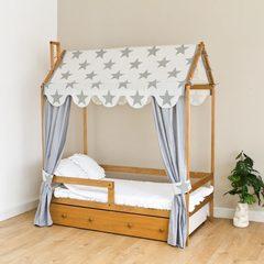 Кроватка домик серия Р