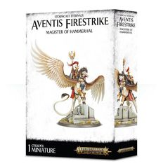 Aventis Firestrike, Grand Magister of Hammerhal