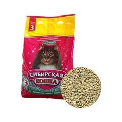 Наполнитель для кошачьего туалета, Сибирская Кошка Комфорт