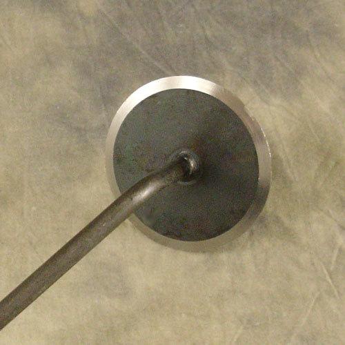 Мотыжка-плоскорез DeWit дисковая, длинная рукоятка 1400 мм