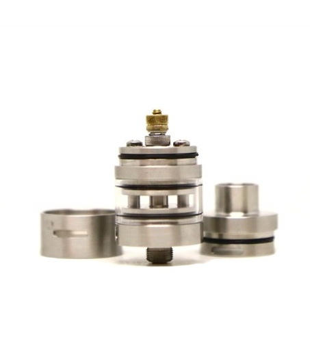 Science of Vaping: Tank The Zenith Dripper фото #2