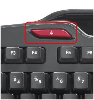 LOGITECH G103 Gaming Keyboard