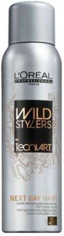 Текстурирующая пудра для придания эффекта взъерошенных волос NEXT DAY HAIR,Loreal ,250 мл.