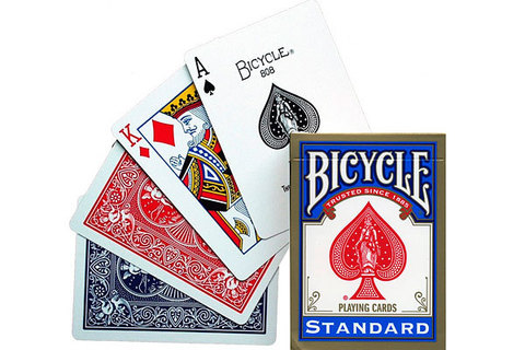 Дубликат-карта Bicycle Standard