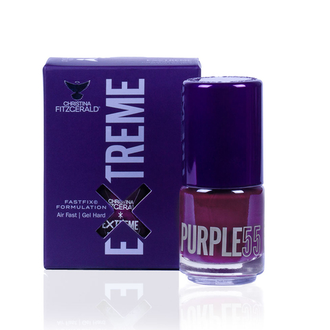 Лак для ногтей Extreme - Purple 55 Christina Fitzgerald