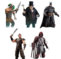Batman Arkham City Action Figure Series 03