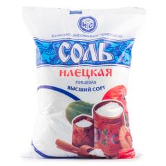 Соль Илецкая 1 кг
