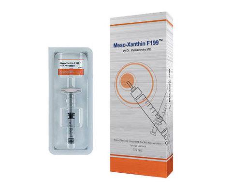 *Инъекционный препарат для профилактики и иннтенсивной репарации (Meso-Xanthin F199/1.5мл/000072)