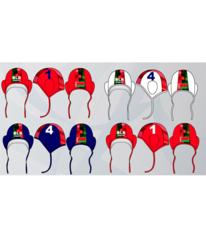 Шапочка ватерпольная Diapolo с символикой РБ дизайном profi World Champion (2016) 26 или 28 штук