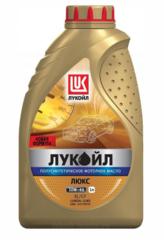 ЛУКОЙЛ ЛЮКС, полусинтетическое SAE 10W-40, API SL/CF 1л
