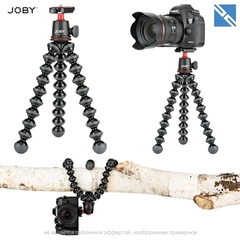 Штатив Joby GorillaPod 3K Flexible Mini-Tripod with Ball Head Kit набор