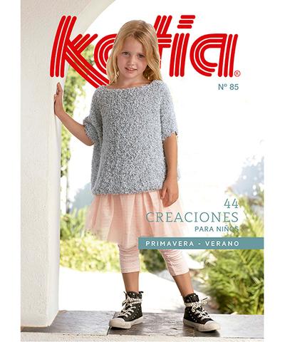Журнал KIDS Katia #85