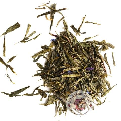 Моргентау. Зелёный чай.