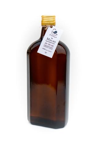 Кунжутное масло сыродавленное 500 мл