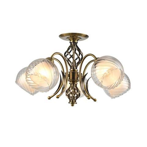 Потолочная люстра Arte Lamp Dolcemente A1607PL-5AB