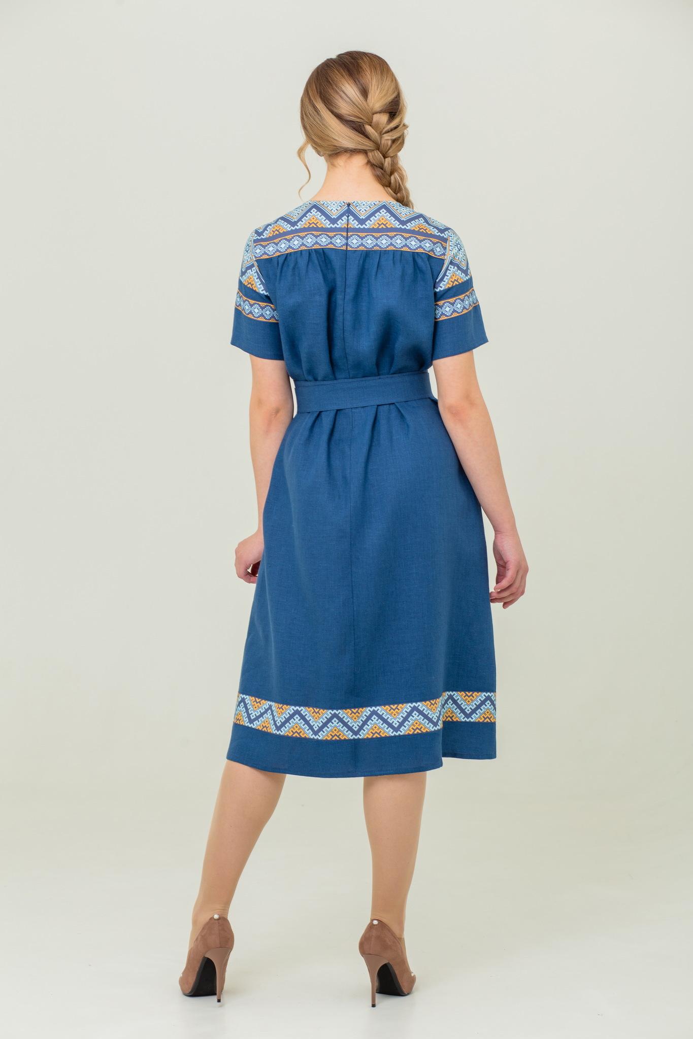 Народное платье Каспийское купить с доставкой