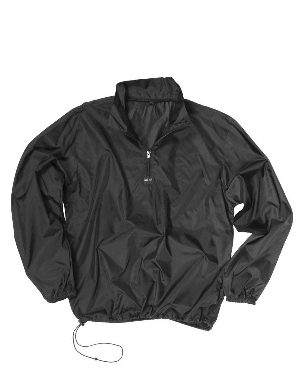 Куртка ветровка Mil-Tec - Windshirt (черная - black)