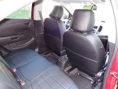 Чехлы на Chevrolet Aveo II 2012–2018 г.в.