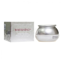 Bergamo Moselle Whitening EX Whitening Cream - Отбеливающий крем для тусклой и пигментированной кожи