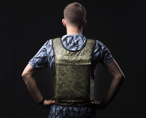 Бронежилет «Сапфир-1» мод. «Компакт»