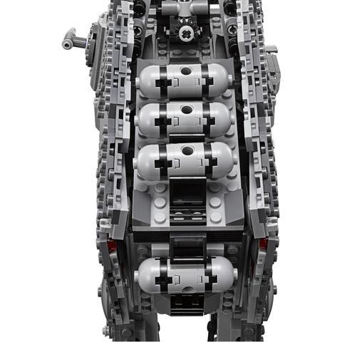 LEGO Star Wars: Штурмовой шагоход Первого Ордена 75189 — Episode VIII First Order Heavy Assault Walker — Лего Стар варз Звёздные войны Эпизод 8 VIII