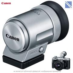 Электронный видоискатель Canon EVF-DC2 Electronic Viewfinder (серебряный) для EOS M6/M3, PowerShot G1 X Mk II/G3