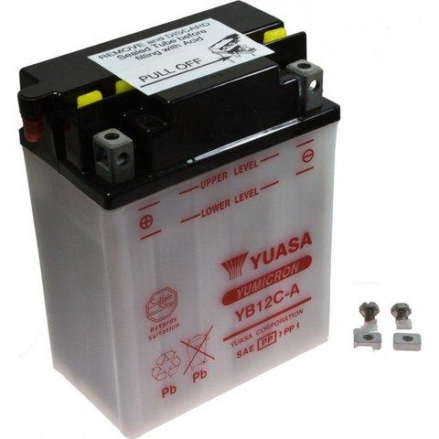 Аккумулятор Yuasa 12C-4A-2 (Yamaha 3FA821101200)