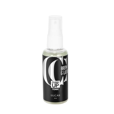 Обезжириватель для бровей и ресниц Clean Tonic, CC Brow, 50мл
