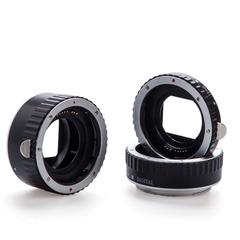 Макрокольца с автофокусом для Canon EOS (SILVER)