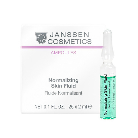 Janssen Normalizing Fluid 3 х 2 ml