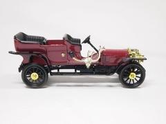 Russo-Balt C24-30 Double-Phaeton 1909 red Agat Mossar Tantal 1:43
