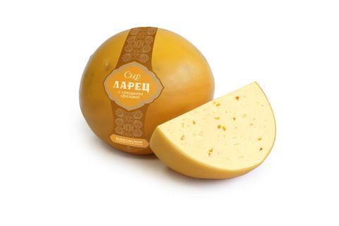 Сыр «Ларец» с грецким орехом 1 кг