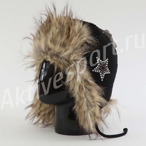 Картинка шапка-ушанка Eisbar celina crystal l 009